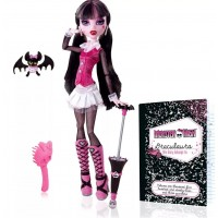 Кукла Monster High Draculaura Basic. Дракулаура - Базовая с и питомцем